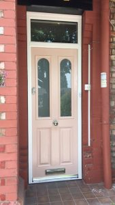Magnolia composite door
