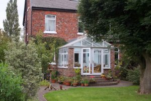a white Conservatory